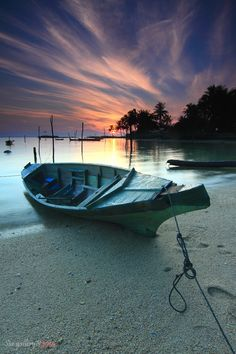 Photo The sampan by Said Ikhsan on 500px