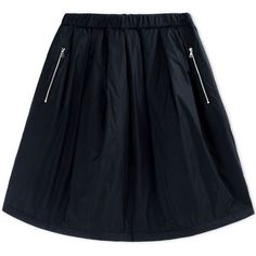 Acne Studios Pimlico Black Quilted Skirt (10.257.075 VND) ❤ liked on Polyvore featuring skirts, black, a-line skirt, quilted skirt, pleated a line skirt, pleated skirts and knee length pleated skirt