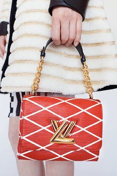 Take a closer look at Louis Vuitton's carry-all approach of the Resort 2015 season.