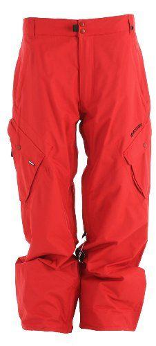 Ripzone Strobe Ski Snowboard Pants Crimson Mens « Clothing Impulse