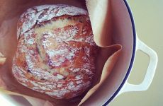 Fresh-baked bread is something I wish all adults knew how to make.  The smell in your house i