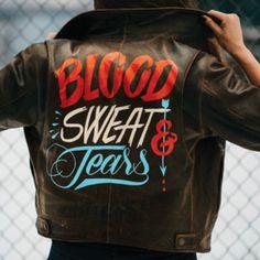 Blood, Sweat, & Tears by Jen Mussari