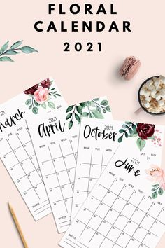 This beautiful printable 2021 Calendar from 3927designs is waiting for you! You get 12 pages in total to decorate your wall, your desk or to fill your planner and stay organized in 2021! Sizes include A0, A1, A2, A3, A4, A5, A6 and Letter. Also, the great thing about digital products is you buy them once and print as many pages as you want for the next 100 years (or as long as printers exist)!