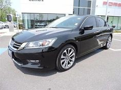 awesome 2013 Honda Accord Sport 18 Alloys Bluetooth - For Sale