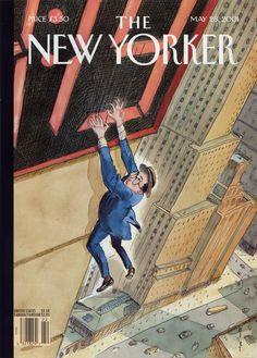 Bado's blog: New Yorker cartoonist Barry Blitt