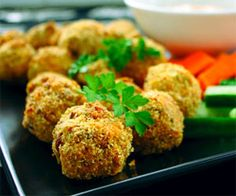 Learn how to prepare homemade Vegetable Balls recipe at home yourself with easy procedure and discover how Vegetable Balls is good for health @ GumaGumalu.