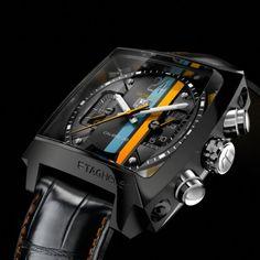 TAG Heuer Monaco 24 Concept Chronograph (Front)