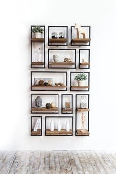 DIY home decor, styling examples for for a top class amazing room decor. Thus simply jump to the web link number 5313418852 this second for more creative hints. Living Room Decor, Bedroom Decor, Bedroom Office, Pinterest Home, Wall Boxes, Deco Design, Home And Deco, Frames On Wall, Metal Frames