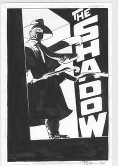 Tony Salmons Shadow