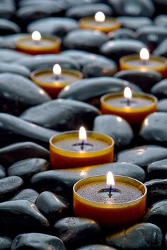 candles for peace