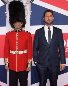 Gerard Butler Photos - Premiere of Focus Features' 'London Has Fallen' - Arrivals - Zimbio