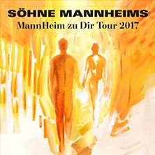Söhne Mannheims: MannHeim zu Dir Tour 2017 // 01.05.2017 - 20.05.2017  // 01.05.2017 20:00 MANNHEIM/Capitol Mannheim // 02.05.2017 20:00 MANNHEIM/Capitol Mannheim // 03.05.2017 20:00 SAARBRÜCKEN/Garage // 05.05.2017 20:00 LINZ/TipsArena Linz // 06.05.2017 20:00 INNSBRUCK/CONGRESS - Saal Dogana // 07.05.2017 20:00 STUTTGART-WANGEN/LKA-Longhorn // 09.05.2017 20:00 BREGENZ/Festspiel- und Kongresshaus // 11.05.2017 20:00 WÜRZBURG/Posthalle // 13.05.2017 20:00 BREMEN/Pier 2 // 14.05.2017 19:00…