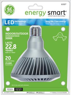 GE Lighting 61927 Energy Smart LED replacement Floodlight Bulb with Medium Base -- Look into this terrific item. (This is an affiliate link). Led Bathroom Lights, Light Fixtures Bathroom Vanity, Bathroom Lighting, Interior House Paint Colors, Recessed Ceiling Lights, Ceiling Lighting, Led Ceiling, Led Flood Lights, Solar Powered Lights