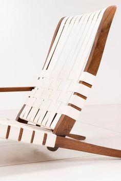 "George Nakashima ""Long Chair"" For Sale at 1stdibs"