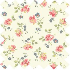 Our practical oilcloth is designed as a durable wipe-clean material.  This pretty Cotton Duck fabric features our Cut Roses design, a classic print inspired from decades gone by.  With a vintage style colour palette that compliments the rose florals. This fabric is ideal for use as: *Tablecloths *Drawer Liners *Craft Please be mindful that certain substances are likely to mark the PVC surface such as: tomato based sauces, ball pen ink, and nail varnish. Water-based paint spillages sho...