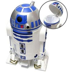 Star Wars R2-D2 Trash Can
