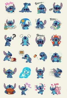 Stitch is Bae :**