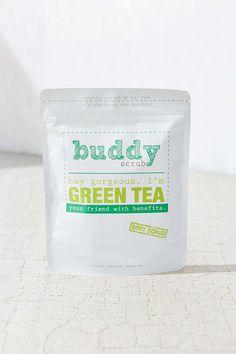 Buddy Green Tea Scrub