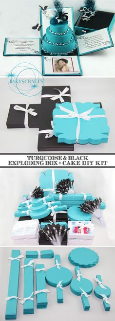 Do You Want To Create A Custom Exploding Box Invitation Within Your Budget Try Our
