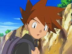 Gary Oak, Green Pokemon, Trainers, Design, I Love, Manga Drawing, Tennis, Athletic Shoes