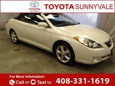 2005 *Toyota*  *Camry* *Solara* *SE*  156k miles $6,392 156692 miles 408-331-1619 Transmission: Automatic  #Toyota #Camry Solara #used #cars #ToyotaSunnyvale #Sunnyvale #CA #tapcars