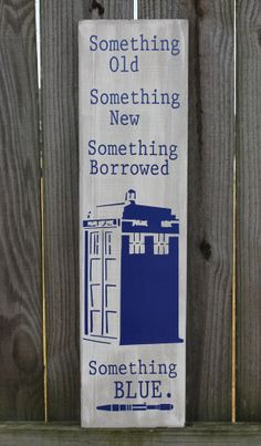 Doctor+Dr.+Who+Something+Old+NEW+Borrowed+BLUE+by+doodlesbynoodles,+$100.00