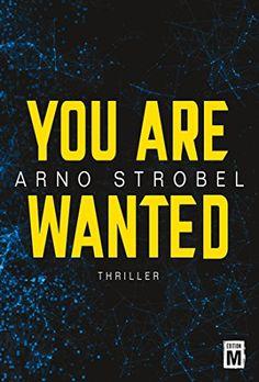 """Bestseller-Autor Arno Strobel schreibt Thriller zur Amazon Originals Serie """"You Are Wanted"""" von Matthias Schweighöfer - http://aaja.de/2euag4J"""