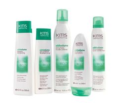 KMS California Add Volume Line  Best Volumizing hair care line on the market! My clients call it their Crack for the hair...Seriously! haha