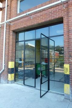 French Doors with Fixed Window Panels - PhoneKing, Bourke St. Alexandria