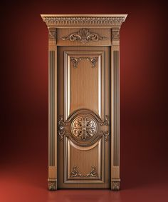 Search for our thousands of Interior Wood Doors available in a variety of designs, styles, and finishes. Front Door Design Wood, Door Gate Design, Room Door Design, Door Design Interior, Main Door Design, Wooden Door Design, Interior Barn Doors, Custom Wood Doors, Wooden Doors
