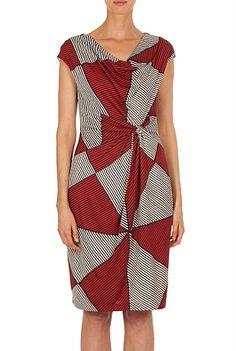 Graphic Tribal Dress - Trenery