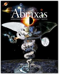 "Cover of ""Abraxas: Issue #6"", from Fulgur Esoterica.  http://fulgur.co.uk/shop/abraxas/abraxas-journal-issue-6/"