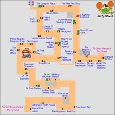 Toontown Tasks Guide: Toontown Central - MMO Central Forums