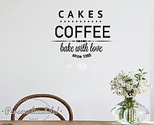 portasalviette Bake With Love