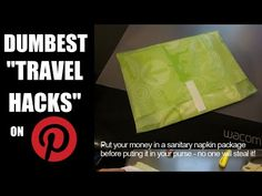 "DUMBEST ""TRAVEL HACKS"" ON PINTEREST... EVER! -  Low cost social media management! Outsource  now! Check our PRICING! #socialmarketing #socialmedia #socialmediamanager #social #manager #instagram ITALKI'S EXCLUSIVE BUY ONE GET ONE FREE PROMOTION: http://promos.italki.com/psychotraveller/ Here are some of the dumbest ""travel... - #PinterestTips"
