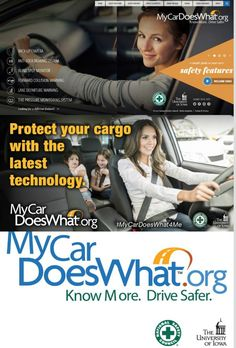 : How do car safety features keep you and your family safer on roads and at home? Check out mycardoeswhat.org/?utm_term=Homepage to read more! #carsafety #roadsafety carsafetytechnology: