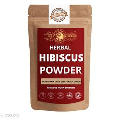 Face Hibiscus Powder By Ayur Blessing Product Name: Hibiscus Powder By Ayur Blessing  	  Brand Name:  Ayur Blessing  	  Product  Type: Powder Capacity: 100 gm  	  Package Contains: It Has 1 Pack of Hibiscus Powder Sizes Available: Free Size   Catalog Rating: ★4.1 (2765)  Catalog Name: Free Gift Skin Care Powder, Face Pack, Face Care and Skin Whitening By Ayur Blessing CatalogID_226221 C52-SC1251 Code: 031-1728483-