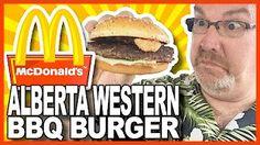 KBDProductionsTV - YouTube Food Reviews, Mcdonalds, A Food, Hamburger, Westerns, Bbq Burger, Meals, Ethnic Recipes, Beverage