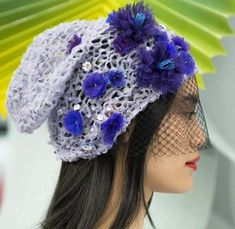 Вязаные шапки в новой коллекции Chanel - Ярмарка Мастеров - ручная работа, handmade