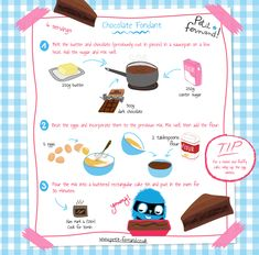 Make a delicious chocolate fondant. What to fill all the addicts of the … – backen Easy Cake Recipes, Easy Desserts, Dessert Recipes, Delicious Chocolate, Chocolate Recipes, Chocolate Lovers, Famous Chocolate, Chocolate Fondant Cake, Lemon Cheesecake Recipes