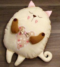 игрушка подушка кот 15