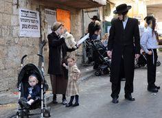 Fromm oder frei? - orthodoxe Juden heute