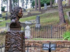 Wild Bill Hickok and Calamity Jane Graves Deadwood SD