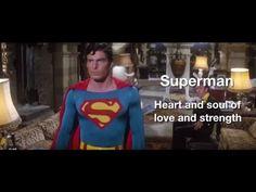 Superman inside every man