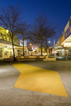 Nicholson St Mall by HASSELL landscape architecture