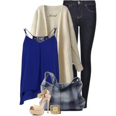A fashion look from February 2015 featuring Coast tops, Dr. Denim jeans and River Island sandals. Browse and shop related looks.
