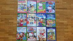 divers DVD pour petits