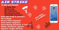 cool Air Strike (Games)
