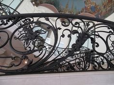 Wrought Iron: Strength, tradition and art | The Artist in You