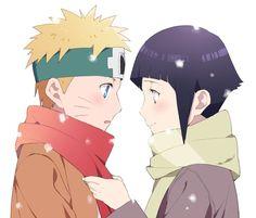 Naruto y Hinata